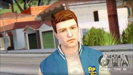 Ted from Bully Scholarship Edition para GTA San Andreas