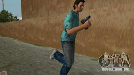 Uma Pistola Makarov para GTA Vice City por diante tela