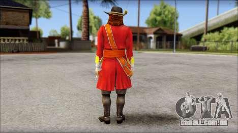 Morgan para GTA San Andreas segunda tela