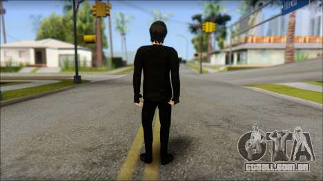 Jared Leto para GTA San Andreas segunda tela