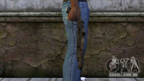 Beta Sawnoff with Orginal Texture para GTA San Andreas terceira tela