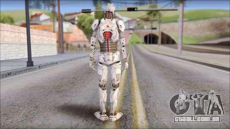 Dukeinator para GTA San Andreas segunda tela