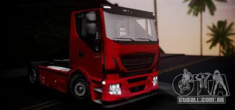 Iveco Stralis HI-ROAD para GTA San Andreas