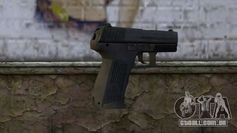 HK P2000 from CS:GO v1 para GTA San Andreas segunda tela