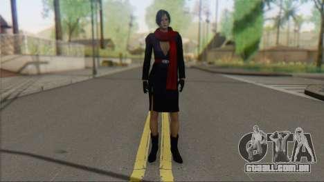 Ada Wong v2 para GTA San Andreas