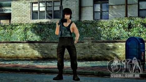 Rambo para GTA 4 terceira tela