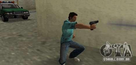 Uma Pistola Makarov para GTA Vice City segunda tela