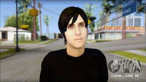 Jared Leto para GTA San Andreas terceira tela