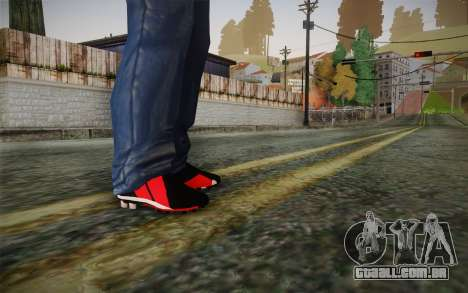 Shoes Macbeth Eddie Reyes para GTA San Andreas segunda tela