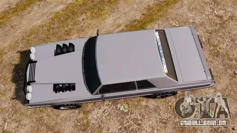 Dundreary Virgo Cliffrider para GTA 4 vista direita