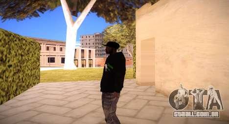 Sweet Swag Nigga para GTA San Andreas segunda tela