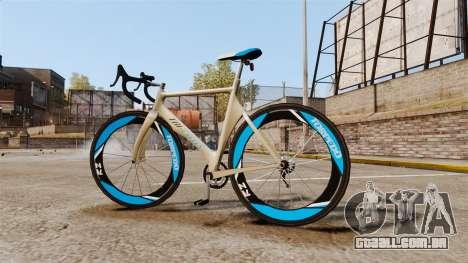 GTA V Tri-Cycles Race Bike para GTA 4 esquerda vista