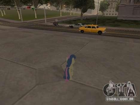 Bonbon para GTA San Andreas quinto tela