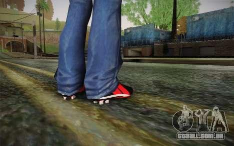 Shoes Macbeth Eddie Reyes para GTA San Andreas terceira tela