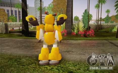 Metabee para GTA San Andreas segunda tela