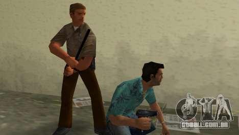 Uma Pistola Makarov para GTA Vice City quinto tela
