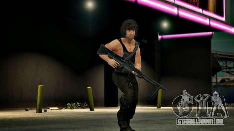 Rambo para GTA 4 segundo screenshot