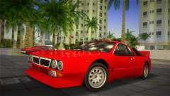 Lancia Rally 037 1982 para GTA Vice City