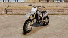 Yamaha YZF-450 v1.1 para GTA 4