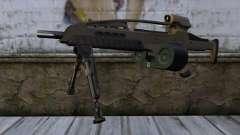 XM8 LMG Dust para GTA San Andreas