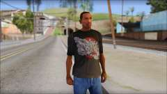 New Ecko T-Shirt para GTA San Andreas