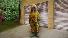 Hazmat Suit from Killing Floor