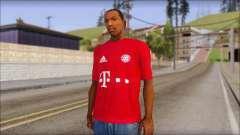 O Bayern De Munique 2013 T-Shirt para GTA San Andreas