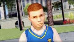 Petey from Bully Scholarship Edition para GTA San Andreas