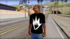 Afends T-Shirt para GTA San Andreas