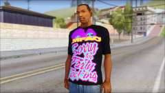 LMAFAO T-Shirt para GTA San Andreas