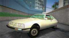 Citroen SM 1972 para GTA Vice City