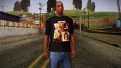 The Beatles Let It Be T-Shirt para GTA San Andreas