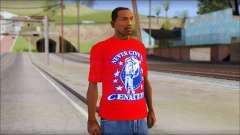 John Cena Red Attire T-Shirt