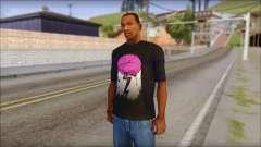 BrainoNimbus T-Shirt para GTA San Andreas