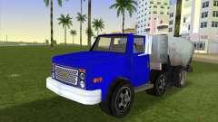 O novo caminhão de lixo Beta