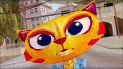 Juliette the Cat from Fur Fighters Playable para GTA San Andreas