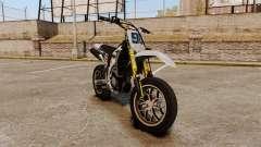 Yamaha YZF-450 v1.6 para GTA 4