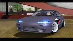 Nissan Silvia S15 Top Flight para GTA San Andreas