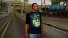HULK T-Shirt para GTA San Andreas