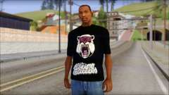 Eskimo Callboy Eisbaer T-Shirt para GTA San Andreas