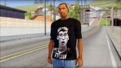 Jeremy Lin BAL-LIN T-Shirt para GTA San Andreas