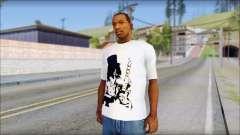 Slash T-Shirt para GTA San Andreas