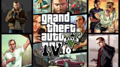 GTA V  Package Final para GTA 4