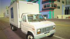 Ford E-350 1988 Cube Truck para GTA Vice City