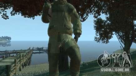 Russo camuflagem para GTA 4
