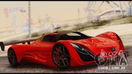 Mazda Furai 2008 para GTA San Andreas