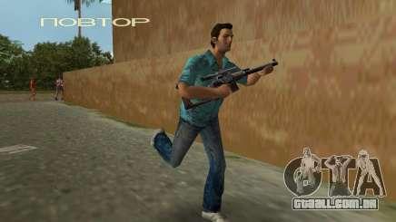 Rifle De Atirador Especial para GTA Vice City