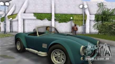 Shelby Cobra para GTA Vice City
