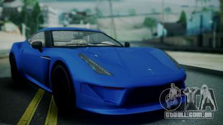 Grotti Carbonizzare from GTA 5 para GTA San Andreas