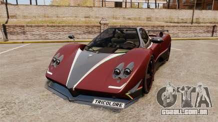 Pagani Zonda Tricolore para GTA 4